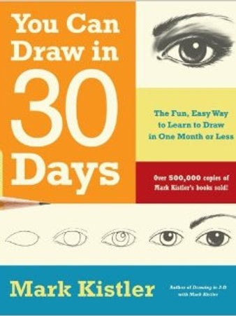 You Can Draw in 30 Days: The Fun, Easy Way