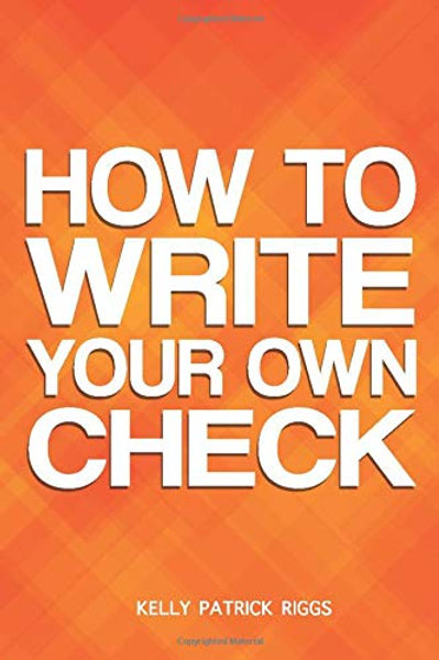 How to Write Your Own Check