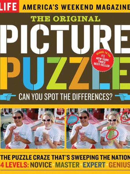 Life: The Original Picture Puzzle