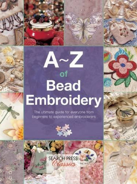 A-Z Bead Embroidery