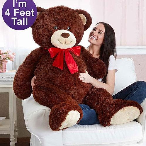 """Handsome Henry Giant Bear 48"""""""