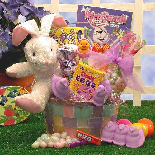 Bunny Love Easter Gift Basket 913714