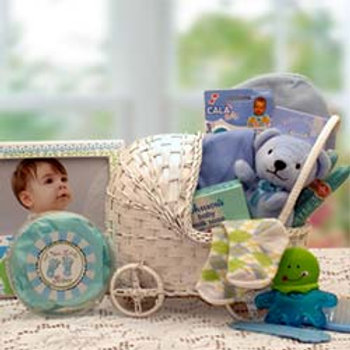Bundle of Joy Baby Carriage-Boy 89052B