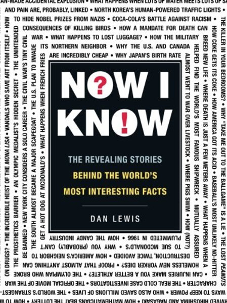 Now I Know: The Revealing Stories Behind the...