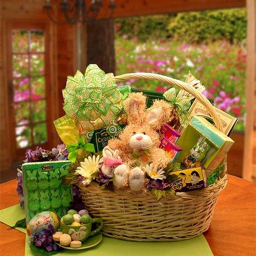 An Easter Festival Deluxe Gift Basket 914132