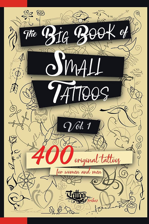 The Big Book of Small Tattoos