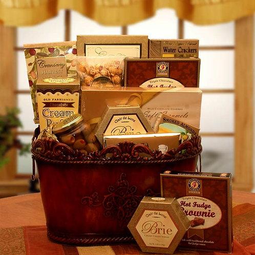 The Gourmet Encore Gift Basket 810632