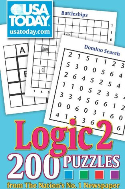 USA TODAY Logic 2 Puzzles