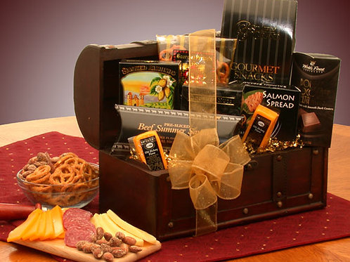 The Gourmet Connoisseur Gift Chest 810402