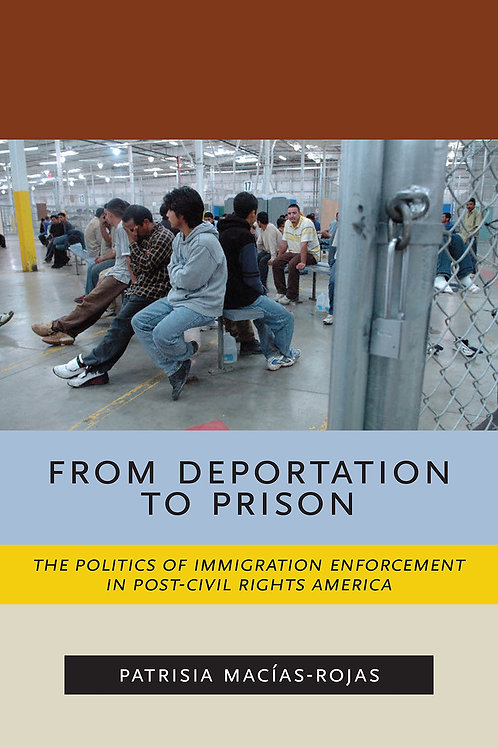 From Deportation to Prison: The Politics of Immigration Enforcement