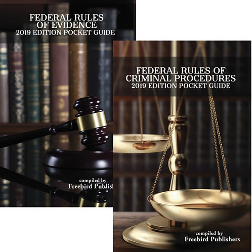 Federal Rules Pocket Guides Bundle/Combo