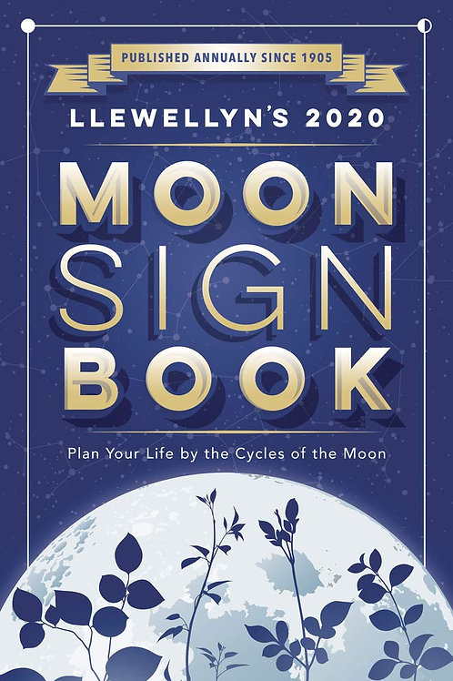 Llewellyn's 2020 or 2021 Moon Sign Book