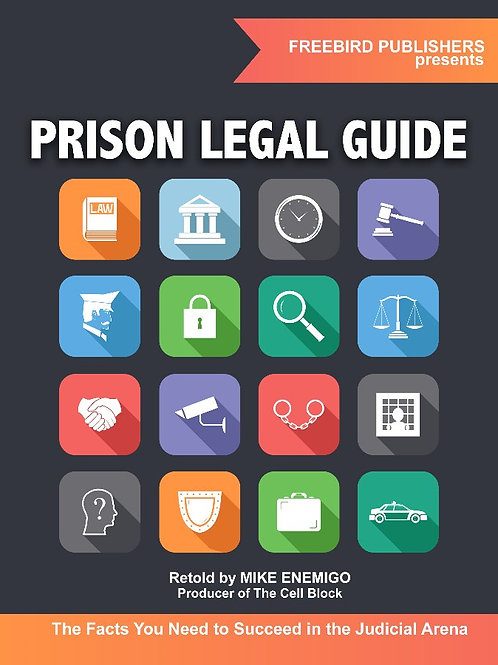 Prison Legal Guide - E-Book
