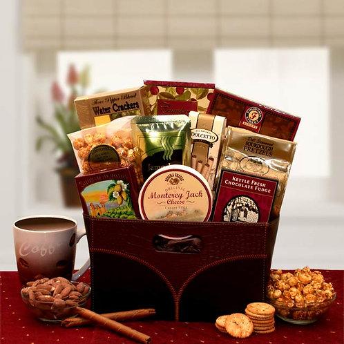 A Corporate Fare Gift Basket 830252