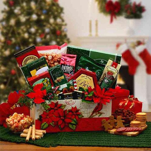 The Royal Cardinal Gourmet Holiday Basket 8161872