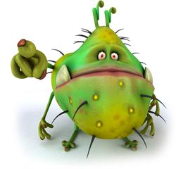 Confessions of a Flu Virus