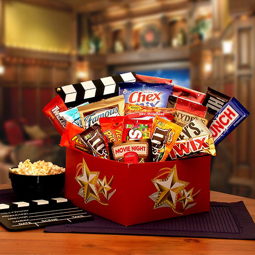 It's A Red Box Night Gift Box w/ Gift Card 820672
