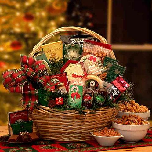 Holiday Celebrations Holiday Gift Basket 81542
