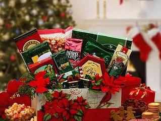 Don't Show Up to the Holiday Festivities Empty-Handed By Ordering a Gift Basket