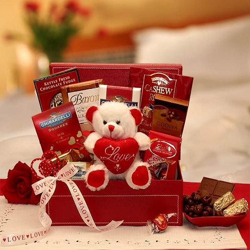 Be My Love Chocolate Valentines Gift Set 8161572