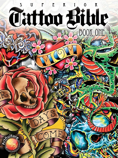 Tattoo Bible Book One
