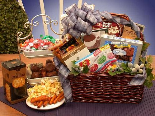 Simply Sugar Free Gift Basket 810292