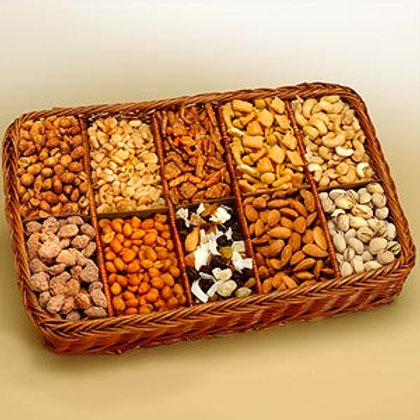 Snackers Celebration Snack Tray 820512