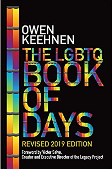 The LGBTQ Book of Days – 2019 Revised Edition