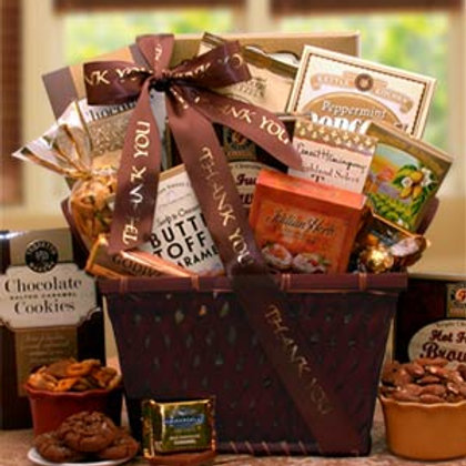 A Very Special Thank you Gourmet Gift Basket 830212