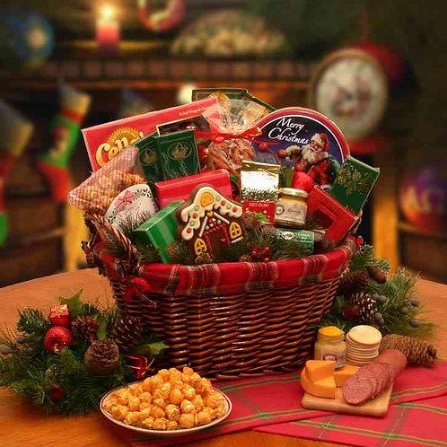 Fireside Gourmet Gift Basket 816131