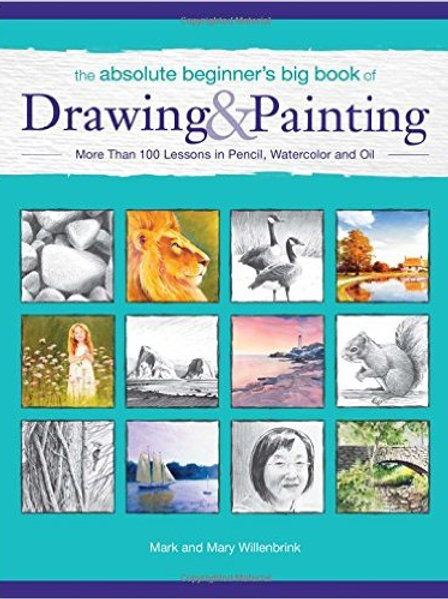 The Absolute Beginner's Big Book of Drawing...