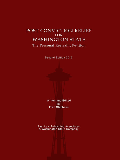 Post Conviction Relief for Washington State
