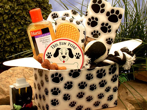 Paw prints Doggie Care Package 819232