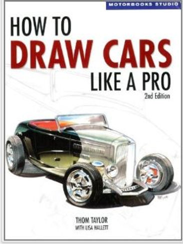 How To Draw Cool Cars Like A Pro Vol. 2