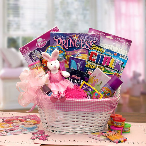 A Little Disney Princess Gift Basket 890432