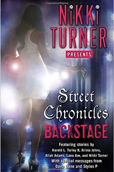 Backstage: Stories (Street Chronicles)