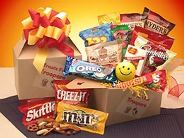 Treats For Troopers Snack Package-Small