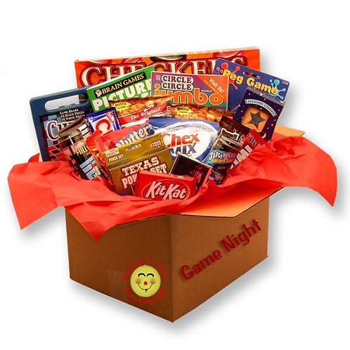 It's a Family Game Night Care Package 819531