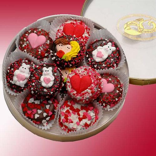 Double Dipped Oreo Cookies Tin LF-WORH2
