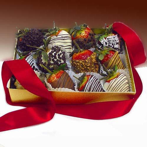 Decadent Chocolate Strawberries LF-10000S1