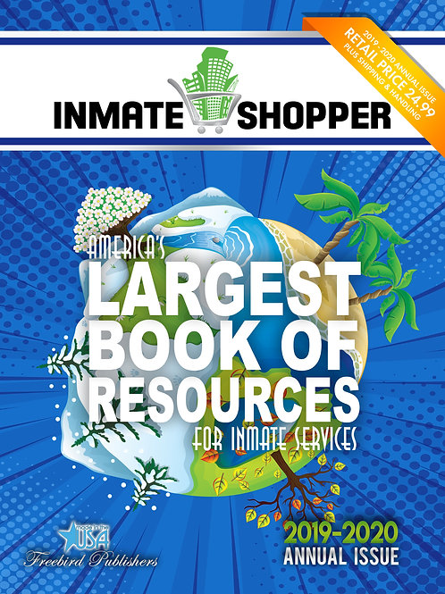 Inmate Shopper Annual 2019-20 - E-Book