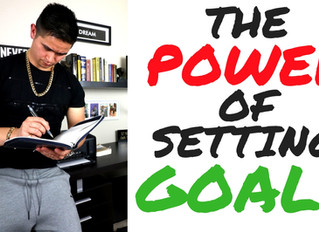 The Power Of Setting Goals | Setting goals in Prison