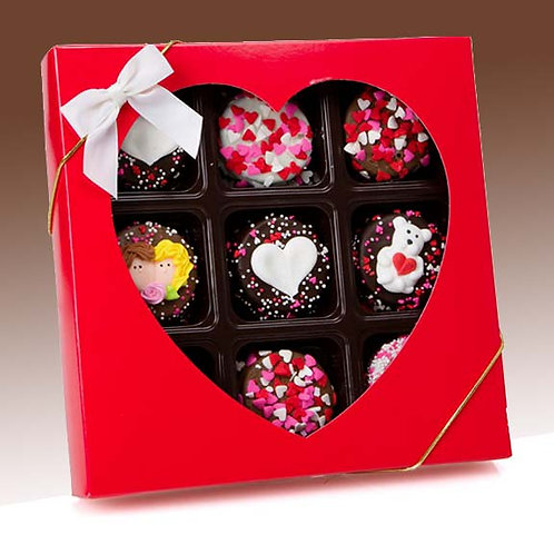 Double Dipped Chocolate Oreo's Gift Box LF-OR9BXT8