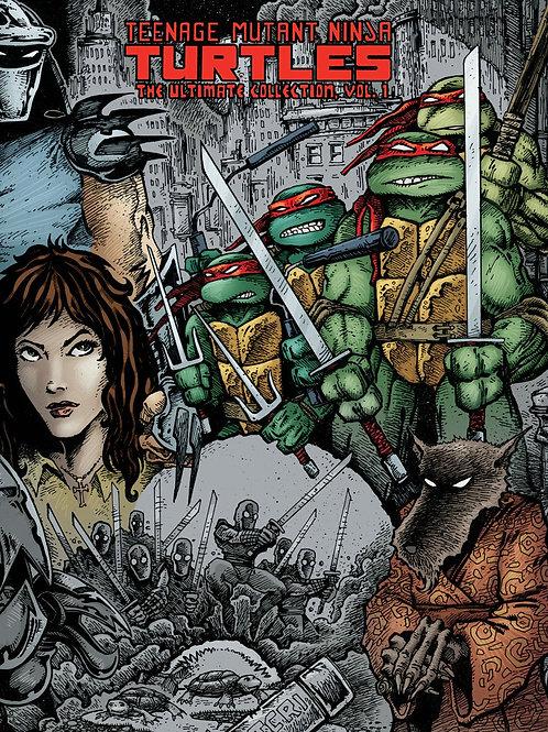 Teenage Mutant Ninja Turtles: The Ultimate Collect