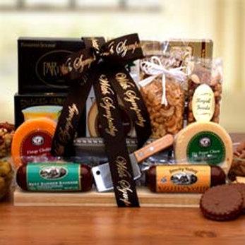 Deepest Sympathy Gourmet Gift Board 813352