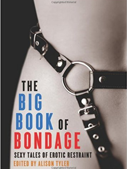 The Big Book of Bondage: Sexy Tales of Erotic Rest