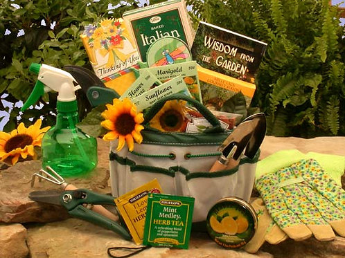 The Weekend Gardener Tote 8412152