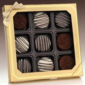 Classic Chocolate Dipped Oreo® Cookies LFOR9BX1