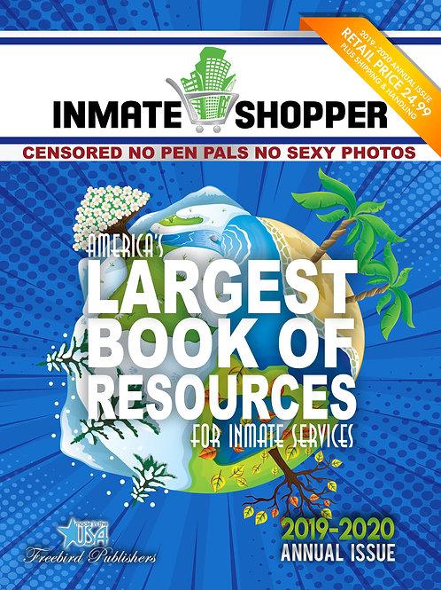 Inmate Shopper 2019-20 Censored E-Book