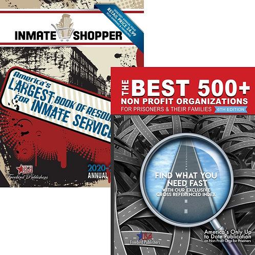 Inmate Shopper / TB500+ Bundle